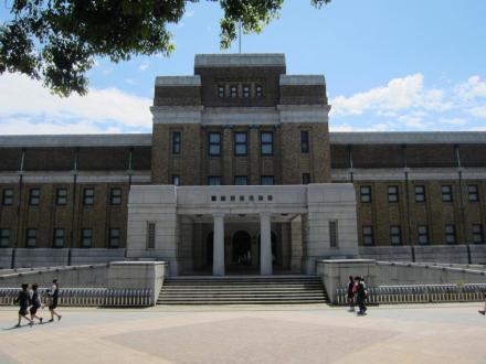 国立科学博物館日本館②