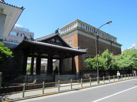 東京芸術大学陳列館①