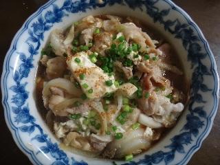 肉豆腐0531