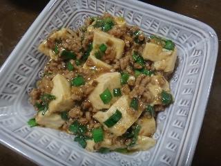 麻婆豆腐0607