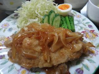 生姜焼き0608