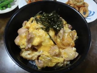 親子丼0616