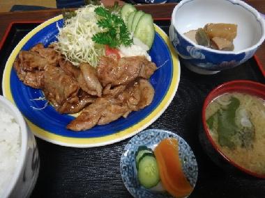 焼肉定食0721