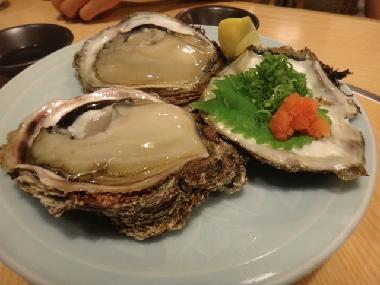 岩牡蠣0728