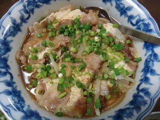 レンジ肉豆腐0808