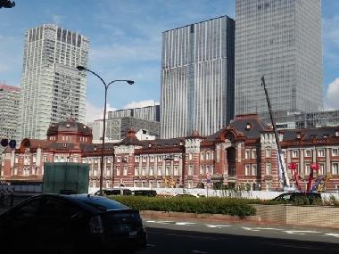 東京駅0916