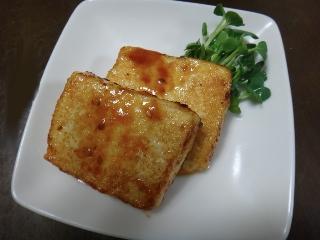 豆腐ステーキ1003