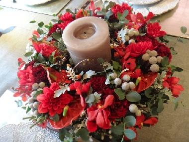 お料理1211花