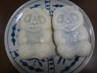 パンダ焼き4