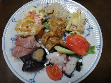 お惣菜1124