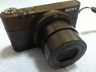 カメラ1124