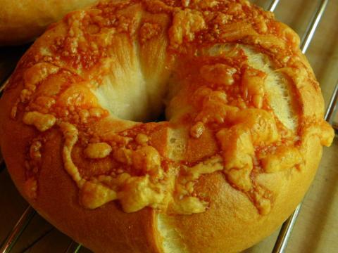 チーズベーグル