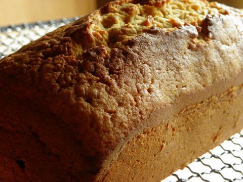 梅のパウンドケーキ