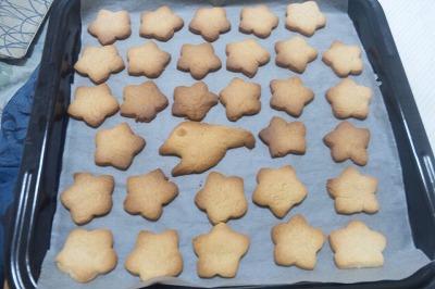 星クッキー