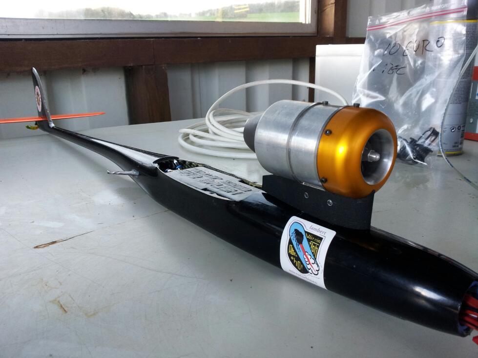 F5D Turbine