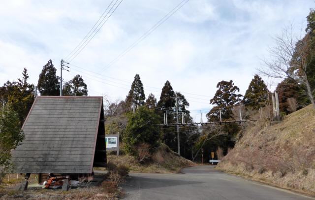 千葉山の吊橋9
