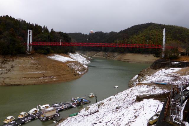 北山ダム虹の橋1