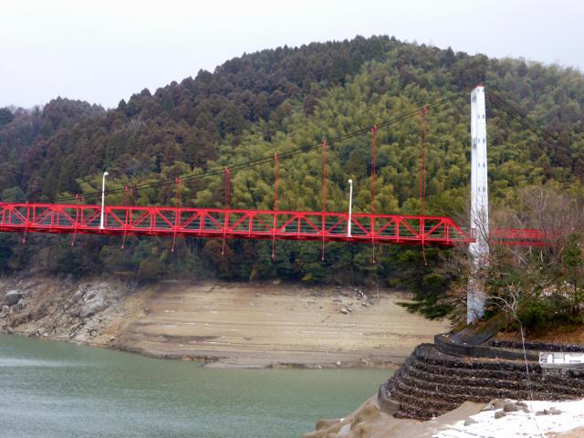 北山ダム虹の橋2