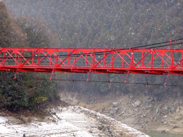 北山ダム虹の橋4