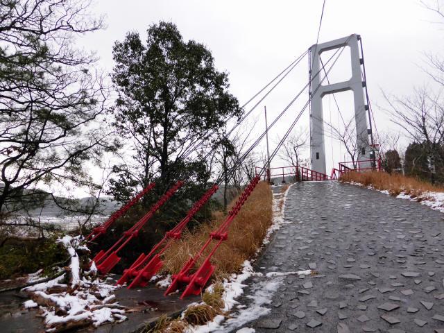 北山ダム虹の橋6