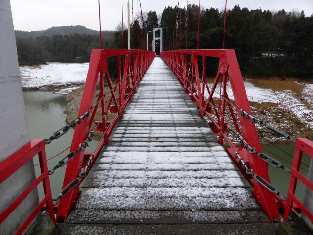 北山ダム虹の橋7