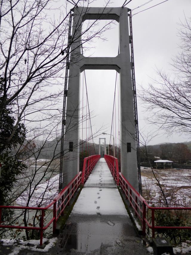 北山ダム虹の橋0