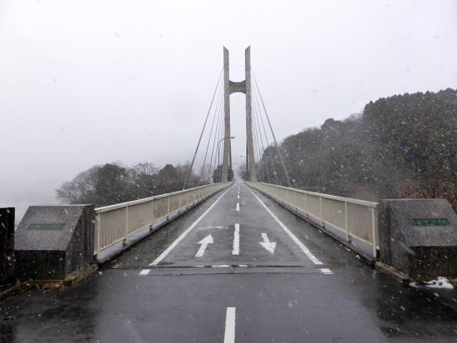 夢の橋/北山湖1