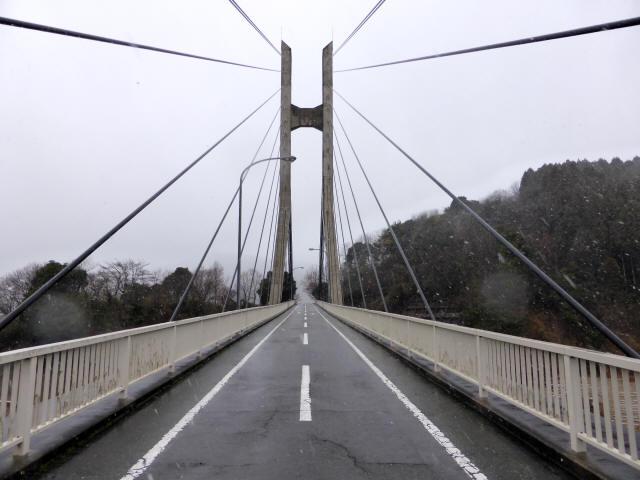 夢の橋/北山湖2