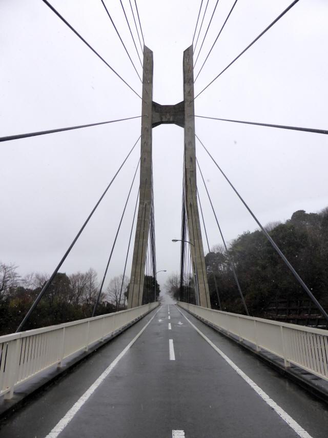 夢の橋/北山湖3