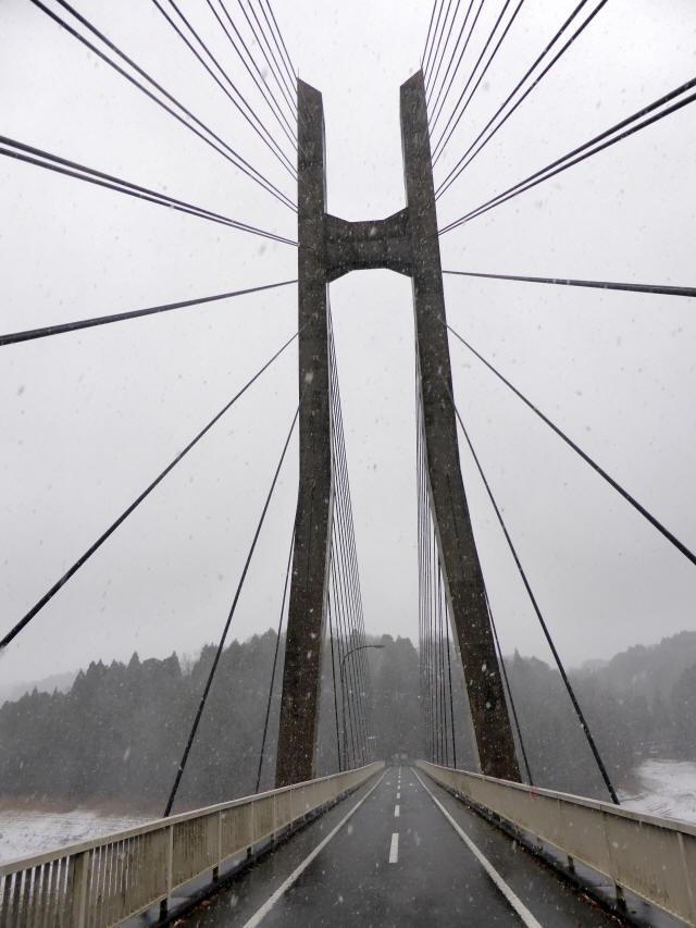 夢の橋/北山湖4
