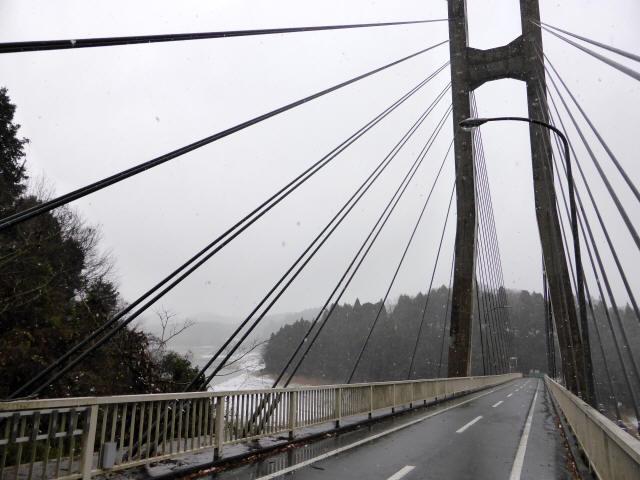 夢の橋/北山湖8