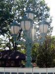 五燈用門柱燈