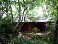 日本庭園茶屋