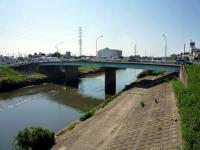 境橋の秋月