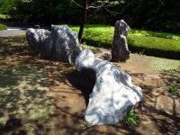 鍾乳洞岩石