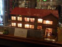 ジオラマ「トキワ荘」