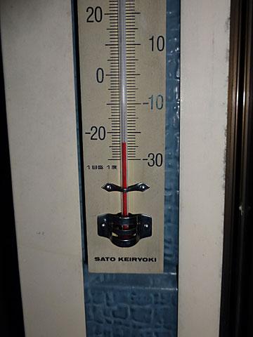 14 1/23 -23.5℃