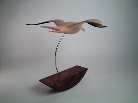 シカモアの鴎