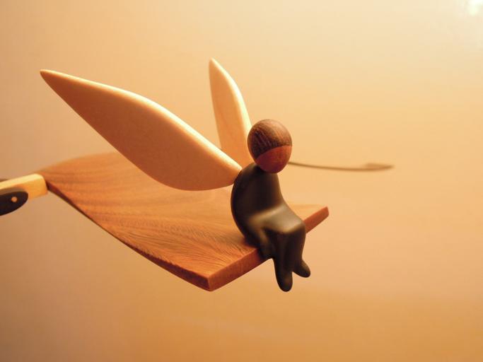 流丘の天使