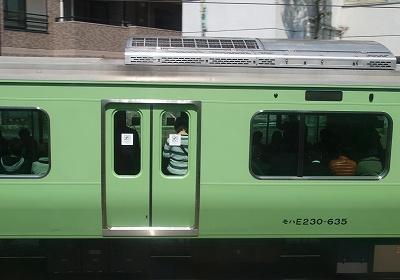 緑の山手線2