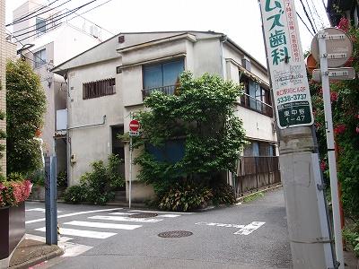 東中野アパート