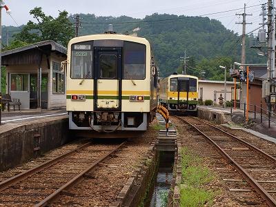 出雲横田列車