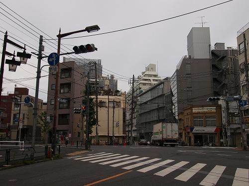 中野五差路