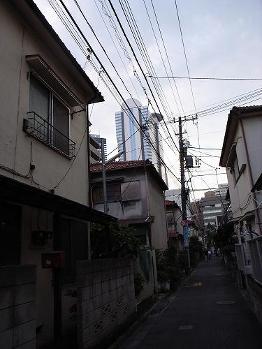 高層ビル背景