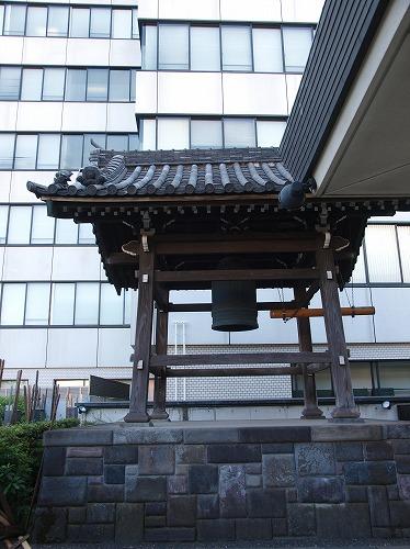 天龍寺の鐘