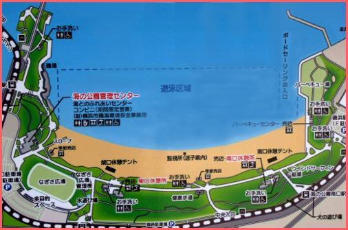 lig_海の公園看板