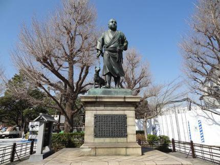 2013年3月9日上野公園①
