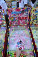 台北日本人学校夏祭りで縁日ゲーム130727