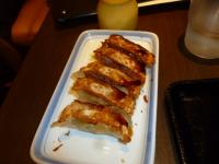 長崎ちゃんぽんRINGERHUTの焼き餃子130803