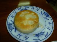 中華餡餅粥の豬肉餡餅130810